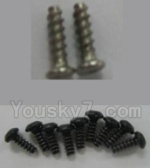 XK Aircam X500 Quadcopter Parts-025 Self tapping screws set(Total 18pcs)