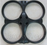 XinXun X33 X33V parts-03 outer protect foam frame