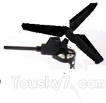 XinXun X33 X33V parts-17 Whole Motor Assembly unit 2(Include the motor)