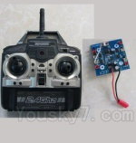 XinXun X33 X33V parts-22 X33V Transmitter and Circuit board(Can only be used for XinXun X33V)