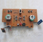 XinXun X33 X33V parts-26 X33 Transmitter board(Can only be used for XinXun X33)