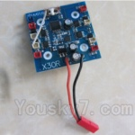 XinXun X33 X33V parts-28 Circuit board,Receiver board((Can only be used for XinXun X33))
