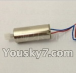 XinXun X39 X39V parts-11 rotating Motor with red and blue wire