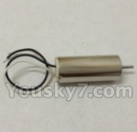 XinXun-X40-X40V parts-10 Reversing-rotating Motor with black and white wire(1pcs)