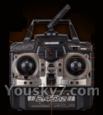XinXun-X40-X40V parts-14 X40V Transmitter(With Camera button)