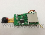 XinXun-X40-X40V parts-18 X40V Circuit board,Receiver board(include the camera function)