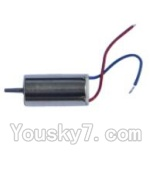 XinXun X52 x52V Parts-25 rotating Motor with red and blue wire(1pcs)