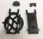 XinXun X52 x52V Parts-29 Cover frame unit for the camera unit