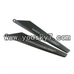 YD-611-parts-03-Upper Main Blades