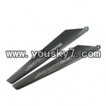 YD-611-parts-04-Lower Main Blades