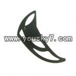 YD-611-parts-22-Vertical Tail Stabilizator