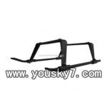 YD-611-parts-30-Landing Gear,Land skid