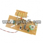 YD-611-parts-42-Circuit Board for the Transmitter Spare Part