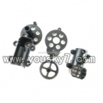 YD-611-parts-46-Box for Tail Motor