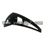 YD-613-parts-12-Vertical Tail Stabilizator