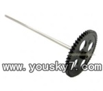 YD-618-parts-09 Lower Main Gear