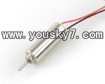 YD-618-parts-14 Tail motor