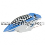YD-815-parts-01 Head cover