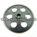 YD-815-parts-09 Lower main gear