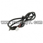 YD-815-parts-37 Wire for Tail Motor