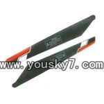 YD-912-parts-03 Upper Main Blades(2A)