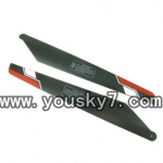 YD-912-parts-04 Lower Main Blades(2B)