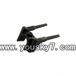 YD-912-parts-25 Head of Tail support Support B(1X)