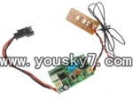 YD-912-parts-35 PCB Board,Receiver board(27 MHZ)
