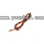 YD-912-parts-43 Cable for Tail Motor