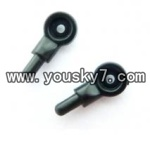 YD-915-parts-22 Plastic Fixing Parts for support pipe(2pcs)