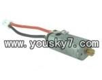 YD-915-parts-32 Main Motor A-Short shaft
