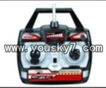 YD-915-parts-41 Remote control(without Antenna)