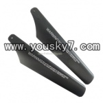 YD-918-helicopter-parts-08 Lower Main Rotor Blades(2pcs)
