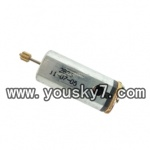 YD-918-helicopter-parts-21 Back main motor A-long shaft