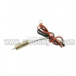 YD-918-helicopter-parts-23 Tail Motor