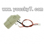 YD-918-helicopter-parts-28 Mssile(Right Side)