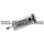 YD-919-parts-11 Rear Main Motor A-Long shaft