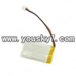 YD-919-parts-16 3.7V 550 mAh Lipo Battery
