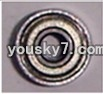 YD-9801-parts-07 Small bearing(2mmX6mmX3mm)