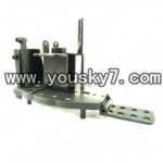 YD-9801-parts-12 Main frame