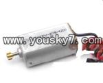 YD-9801-parts-26 Main motor A-Long shaft