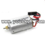 YD-9801-parts-27 Main motor B-Short shaft