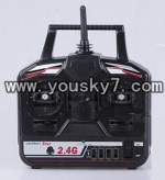 YD-9801-parts-31 Remote control(With Antenna)