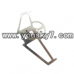 YD-9801-parts-33 Tail Decoration (Vertical)