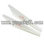 YD-9802-parts-03 Upper main blades(2pcs)