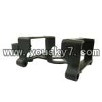 YD-9802-parts-22 Battery Holder for YD 9802 Helicopter Part