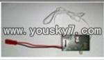YD-9802-parts-23 Receiver board,PCB board