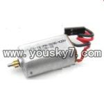 YD-9802-parts-25 Main motor B-Short shaft