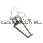YD-9802-parts-27 Vertical Tail Stabilizator