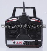 YD-9802-parts-28 Remote control(With Antenna)